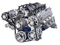 Детали двигателя и навесное оборудование